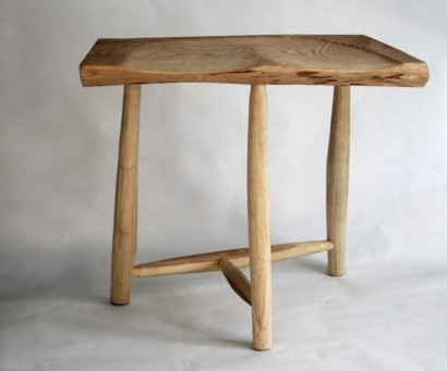 Ash seat with Elm legs
