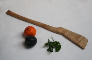 Sycamore spatula